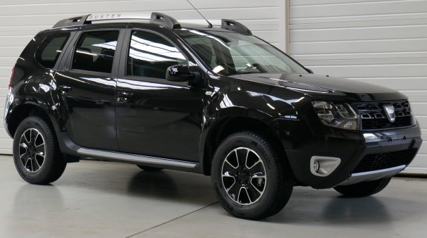 Dacia - DUSTER dCi 110 EDC 4x2 Black Touch