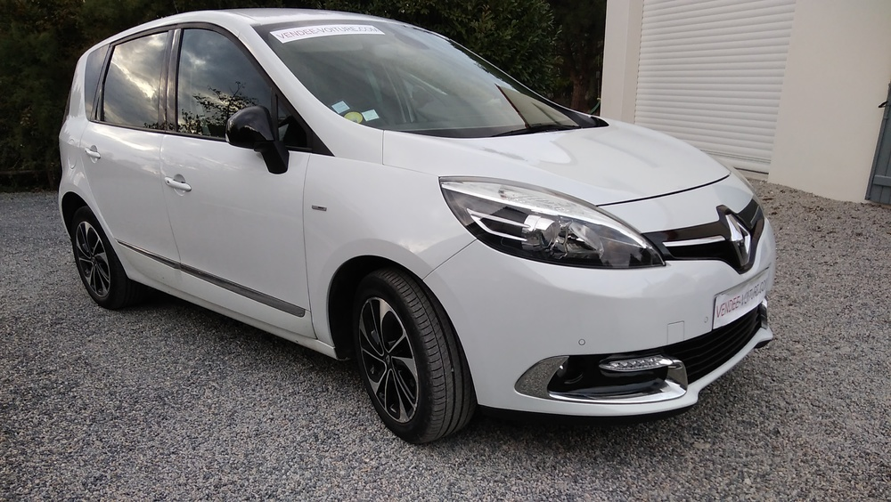 Renault Scenic 3 Bose Edition dCi 130 Energy FAP eco2